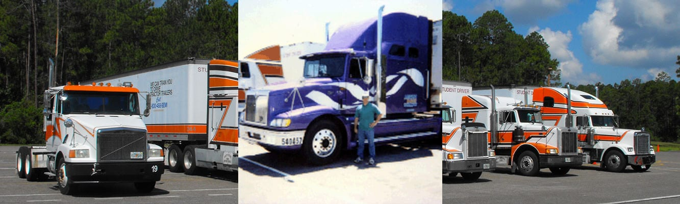 Student | National Truck Driving School CDL Truck Driver Training
