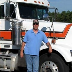 Truck Driving School Graduate Mark Holtrop: October 2010