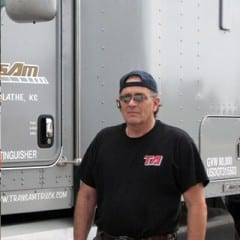 Truck Driving School Graduate Steve Albright: November 2009