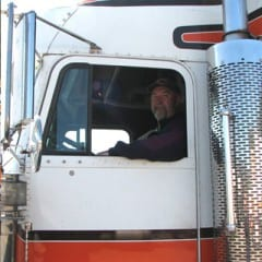 Truck Driving School Graduate Michael Carlisle: June 2011