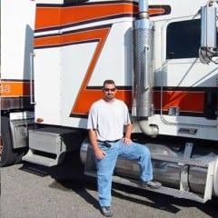 Truck Driving School Graduate Scott Parker: June 2008