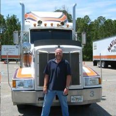 Truck Driving School Graduate Charles Alexander: May 2008
