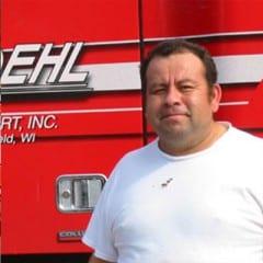 Truck Driving School Graduate Gerald Rael: July 2006