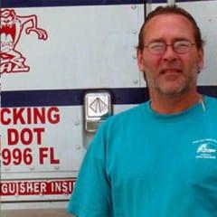 Truck Driving School Graduate Victor Popowicz: April 2006