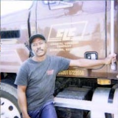 Truck Driving School Graduate Leroy Johnson: September 2005