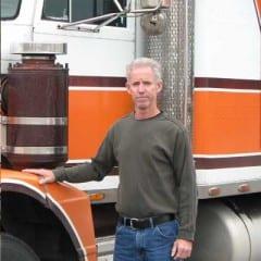 Truck Driving School Graduate John Dudley: March 2011