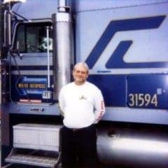 Truck Driving School Graduate James Mideke: March 2005