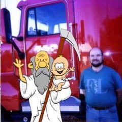 Truck Driving School Graduate Alexander Ford: January 2005