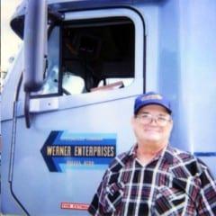Truck Driving School Graduate John Thomas: August 2004