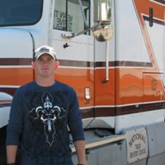 Ryan | Truck Driving School Featured Graduate