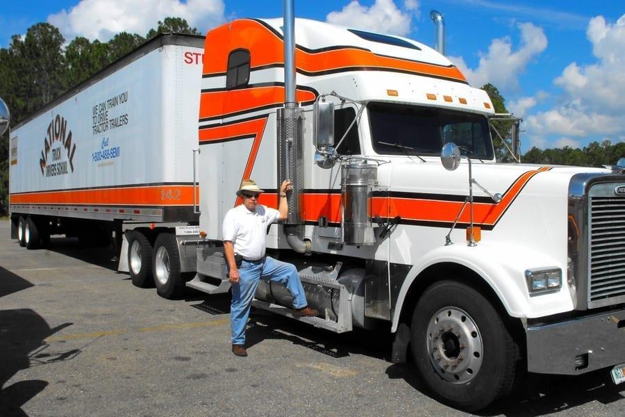 paid truck driver training orange park florida | National Truck Driving School CDL Truck Driver Training