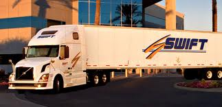 Swift Transportation truck
