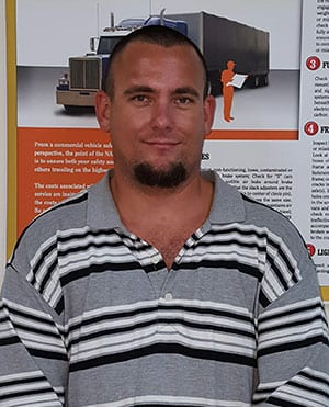 Roland Fitzgerald - 2015 Featured Graduate | National Truck Driving School CDL Truck Driver Training