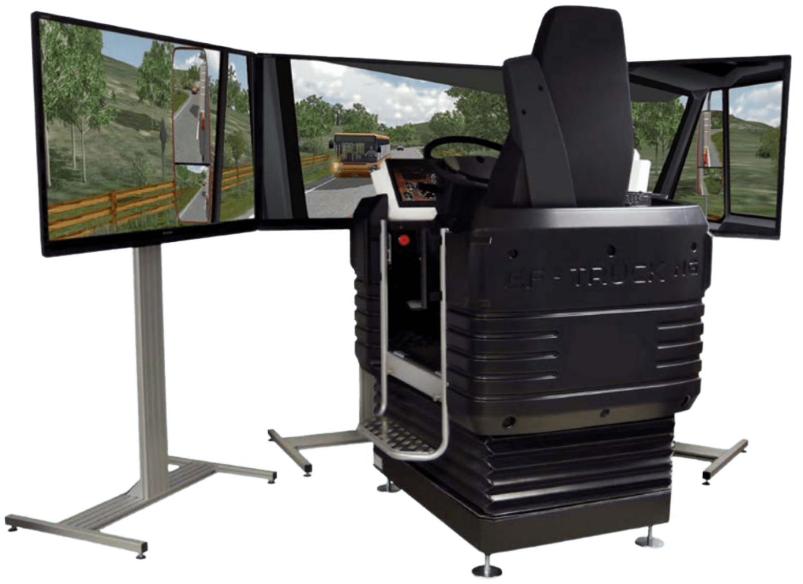 CDL Class A B and C Simulator